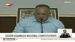 Venezuela seguirá regida por la Constituyente hasta fines de 2020