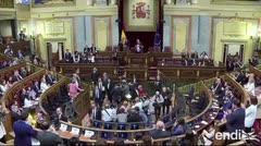 Se reúne por primera vez el fragmentado Congreso de los Diputados español