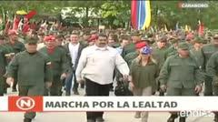 """Maduro: """"Si surge un traidor, (hay que) capturarlo inmediatamente. ¡Es una orden!"""""""