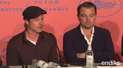 Brad Pitt y Leonardo DiCaprio quisieran trabajar juntos nuevamente
