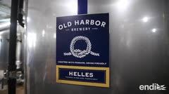 """La """"nueva"""" cara y visión de Old Harbor Brewery"""