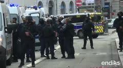 Una decena de personas heridas por explosión de un paquete bomba en Francia