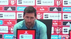 Lionel Messi habla de la humillante eliminación del Barça contra el Liverpool