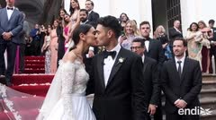 Así se vio Monic Pérez en su boda