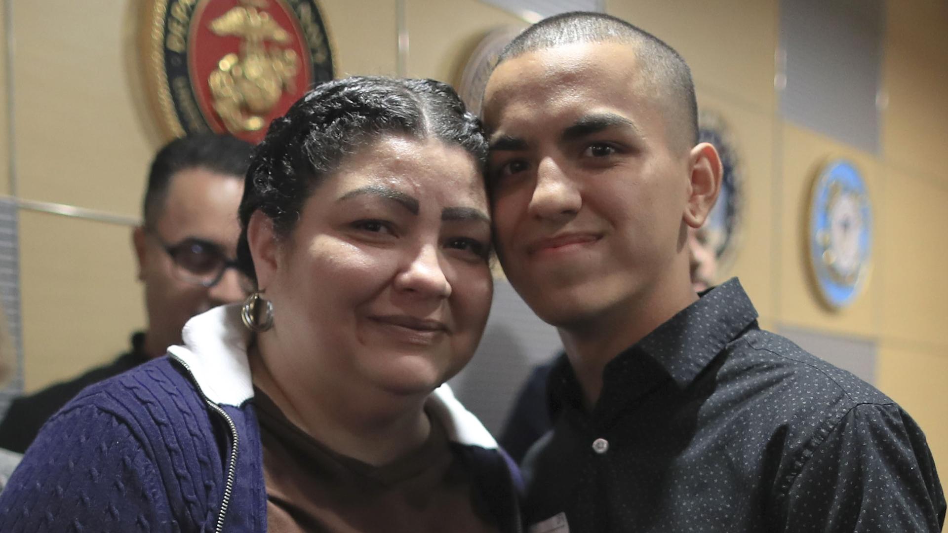 Rolando Pérez Santos, un joven boricua en las puertas de la Fuerza Aérea