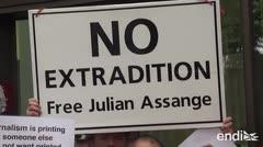 Julian Assange tendrá su vista de extradición a Estados Unidos