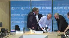 """La OMS no considera el brote de ébola una """"emergencia mundial"""""""