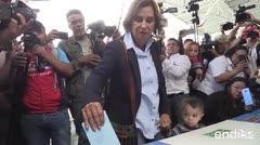 Guatemala avanza a una segunda ronda en la elección de un nuevo presidente