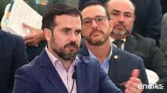 """Rosselló reafirma que no permitirá """"el azote"""" en las pensiones de los retirados"""