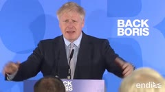 Boris Johnson amplía su ventaja para suceder a Theresa May
