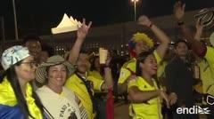 Copa América: decepción en Argentina mientras Colombia celebra