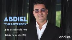 """Adiós a la voz icónica de Abdiel """" The Loverboy"""""""