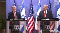 """EEUU exhorta """"a todos los países a convencer a Irán de desactivar la tensión"""""""