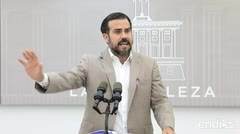 """Ricardo Rosselló reacciona indignado: """"Son tan absurdas las imputaciones"""""""