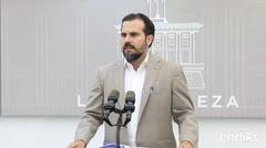 Mira la reacción completa del gobernador a las alegaciones del hijo de Raúl Maldonado