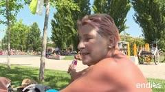 """""""Semana infernal"""" en España,ahogada con la ola de calor"""