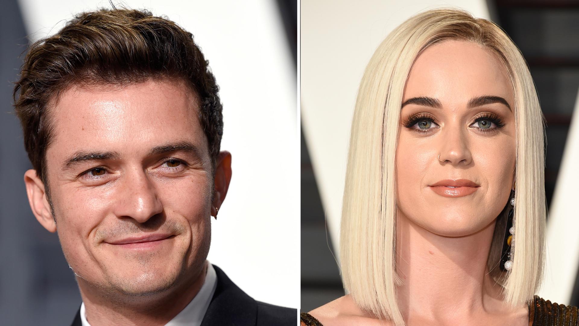 Con fecha la boda Katy Perry y Orlando Bloom