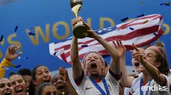 Estados Unidos conquista su cuarta corona en la Copa Mundial femenina