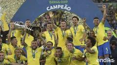 Brasil se proclama campeón de la Copa América 2019