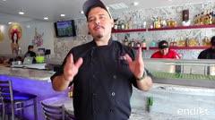 """Roberto Treviño es la mente creativa tras un nuevo """"ceviche bar"""" en Orlando"""