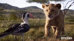 """The Lion King"" no modifica la exitosa fórmula del filme animado original"