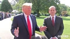 Donald Trump ofrece detalles sobre su operativo antiinmigrantes