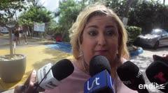 """Lourdes Ramos: """"Yo acepté el perdón del gobernador… qué más ustedes quieren"""""""