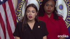 Estas cuatro congresistas elevaron su voz tras ser atacadas por Donald Trump
