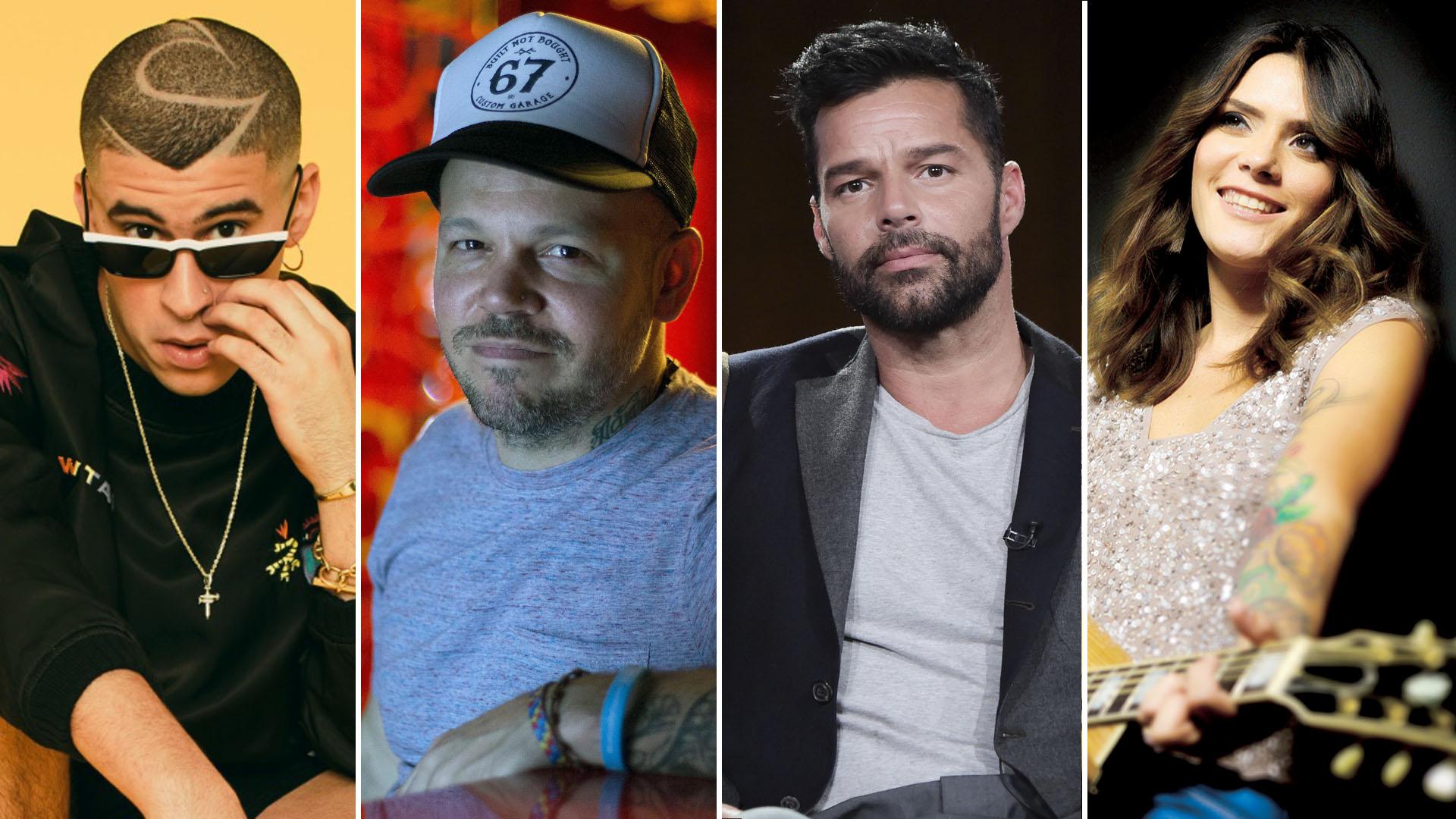 Mira cómo los artistas presionan para sacar a Ricardo Rosselló