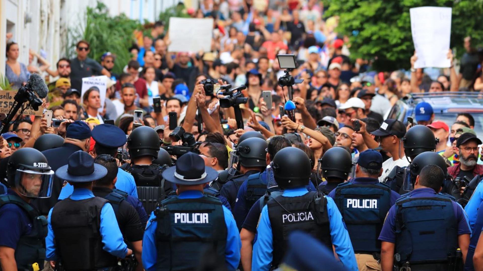"""¿Puerto Rico vive una """"revolución""""?"""