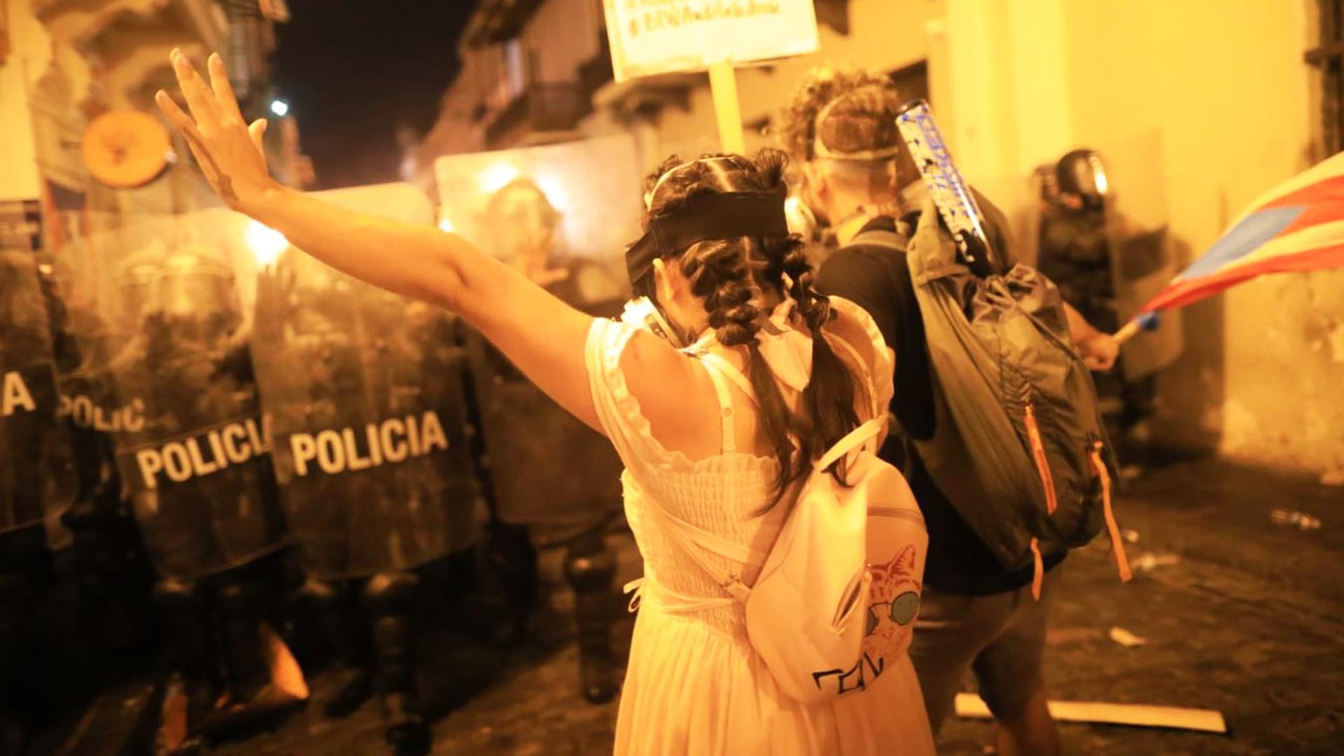 """Análisis: """"El poder ejecutivo en Puerto Rico se acaba de desmoronar"""""""