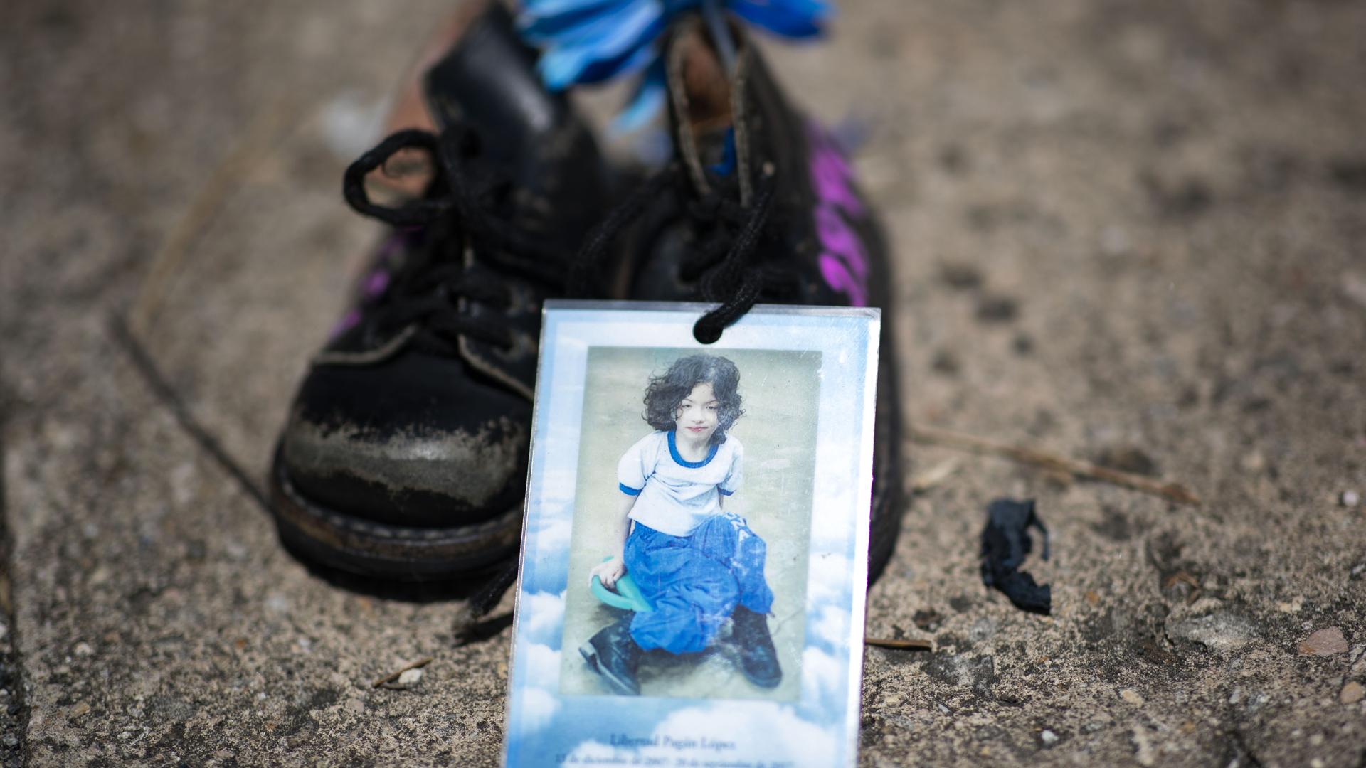 La pesadumbre de una madre que perdió a su hija por el huracán María