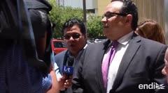 Alfonso Orona comparece a Justicia tras ser citado por el chat de Telegram