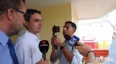 """Rosario a su salida de Justicia: """"Estoy colaborando con la investigación"""""""