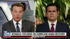 Entrevistador de Fox News pone a Rosselló contra la pared
