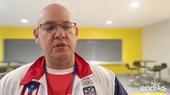 """Atletas boricuas sobre la crisis: """"Estamos bien pendientes"""""""