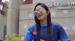 De aquí vengo yo, edición Panamericanos: Pamela Rosado