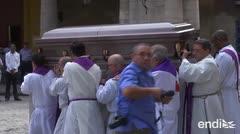 Dan el último adiós en Cuba al cardenal Jaime Ortega Alamino