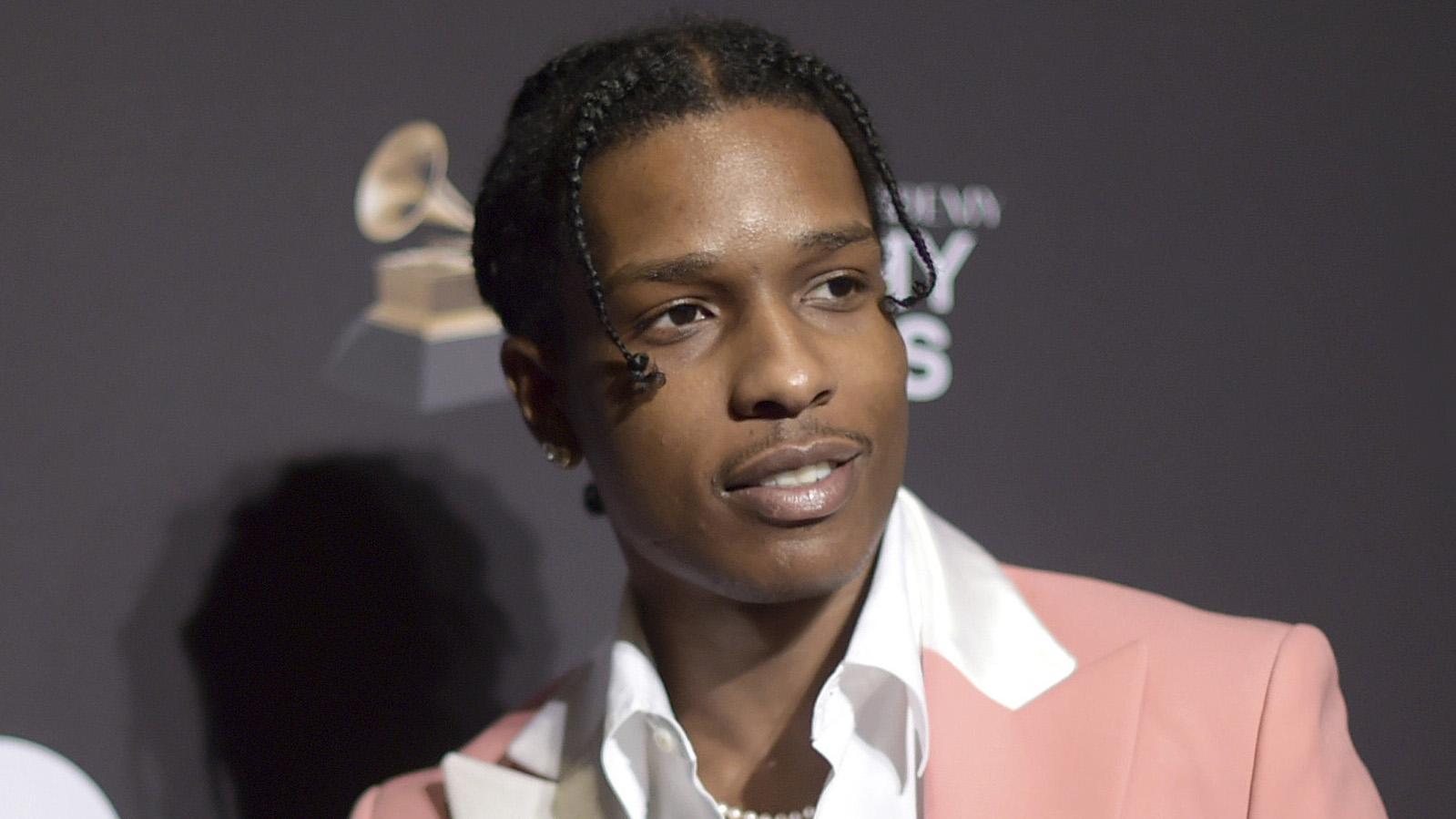 Empieza el juicio de A$AP Rocky, el rapero americano encarcelado en Suecia