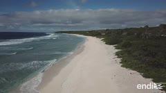 La isla Henderson, un paraíso arruinado por el plástico