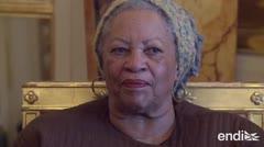 Muere la escritora Toni Morrison, Nobel de Literatura 1993