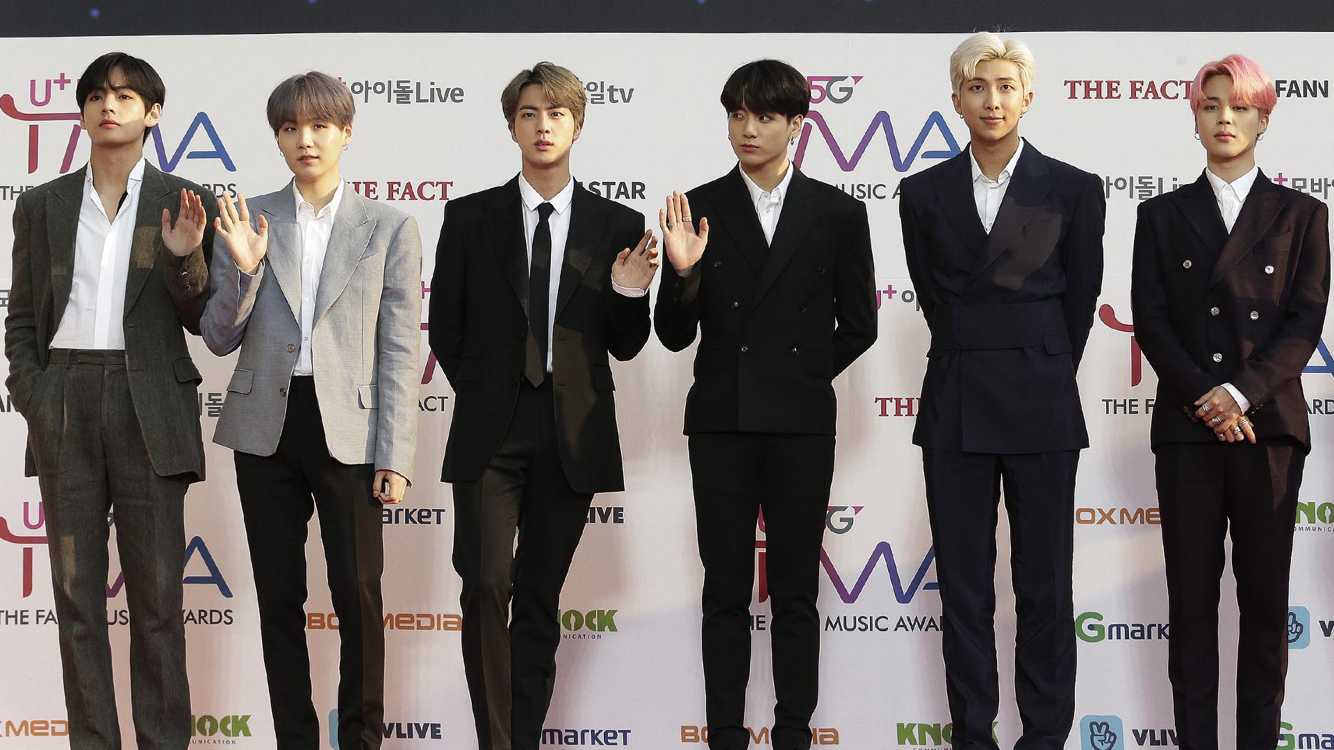 Los reyes del K-pop hacen un anuncio inesperado