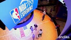Conoce el NBA Experience en Disney Springs, Florida