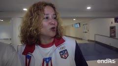 """Sara Rosario: """"Estamos muy contentos con todo lo que ocurrió"""""""