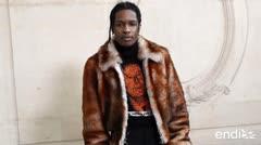 A$AP Rocky es condenado a prisión en suspenso en Suecia