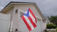 Boricua defiende el uso de la bandera de Puerto Rico en su casa en Florida