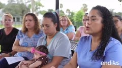 Boricuas denuncian que no les permiten hablar en español en el trabajo
