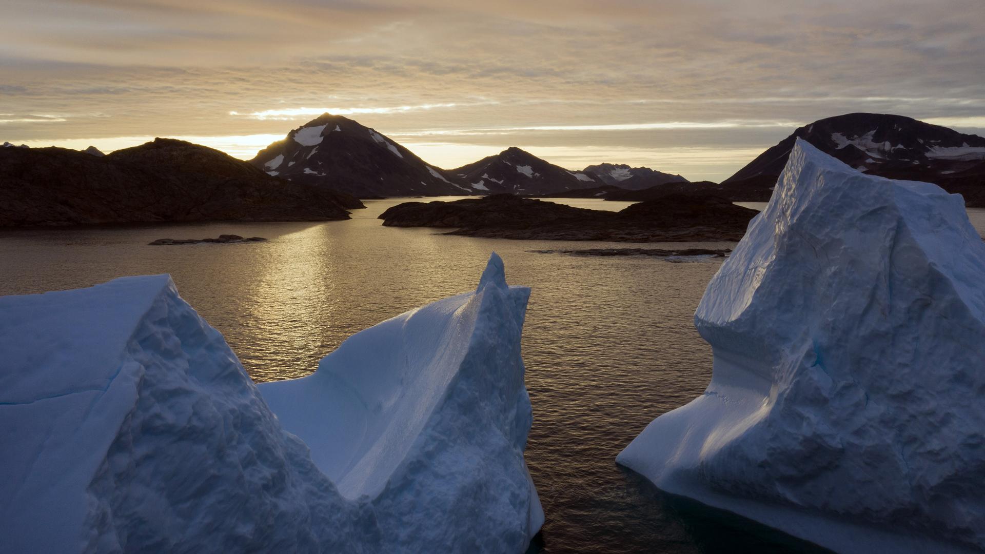 """El contundente mensaje para Trump: """"Groenlandia no está en venta de ninguna manera"""""""