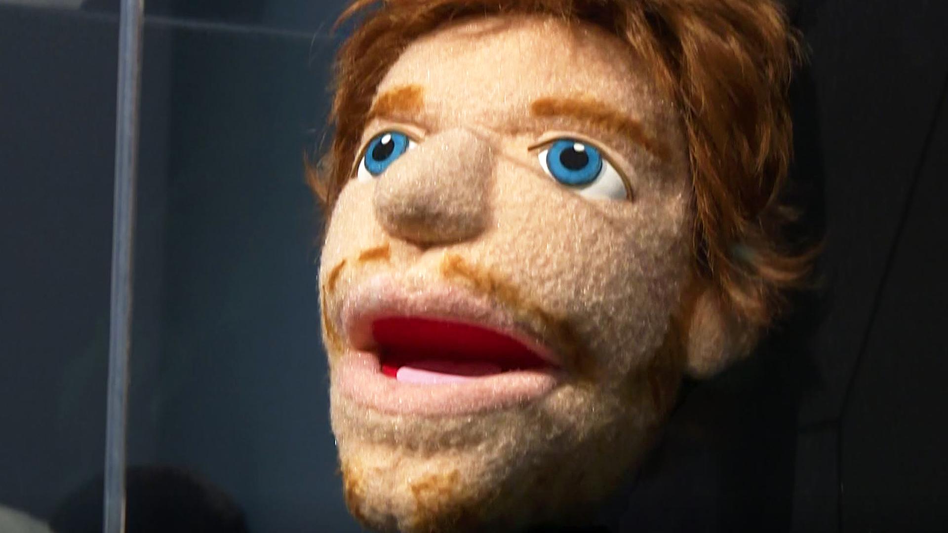 Exponen el lado privado y la gloria de Ed Sheeran