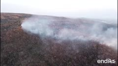 Bolsonaro insinúa que los incendios en Amazonía pueden haber sido provocados